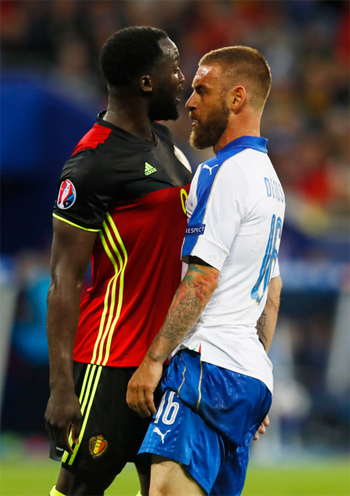 """Tiền vệ tuyển Italy: """"Bạn bè tôi đã đặt cược cả nhà cửa vào Bỉ"""""""