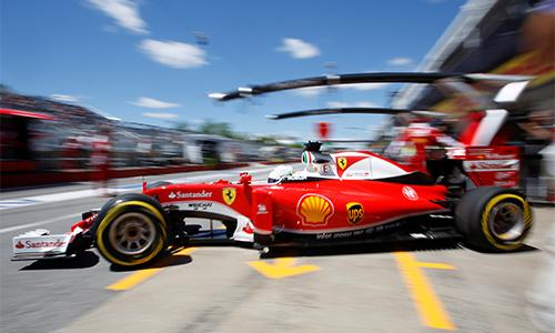 Vettel không trách đội nhà sau thất bại ở GP Canada