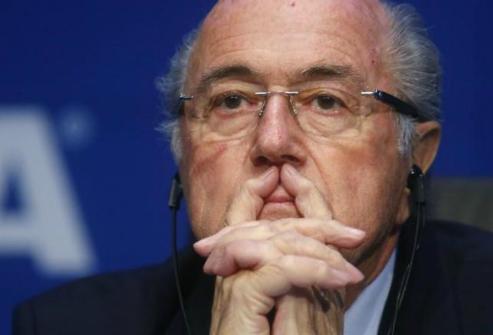 Sepp Blatter tố cáo dàn xếp bốc thăm của bóng đá châu Âu