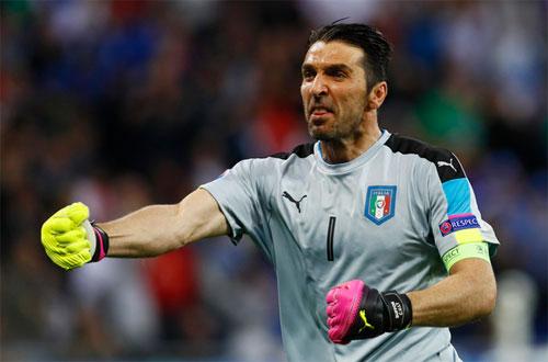 Buffon lo ngại Italy thường gặp vấn đề ở trận đấu thứ hai