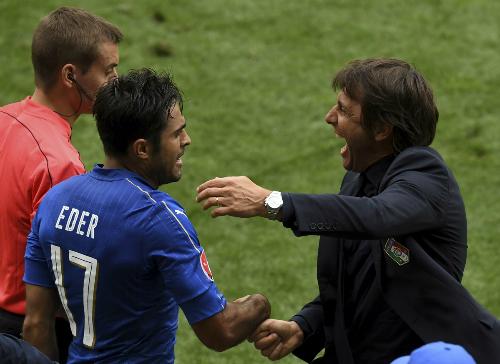 """HLV Conte: """"Đây là câu trả lời cho những ai nghi ngờ Italy"""""""