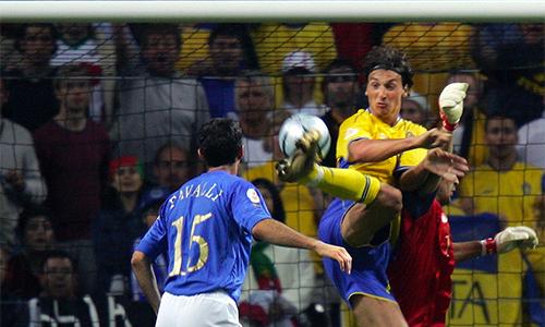 Buffon - Ibrahimovic: Cuộc đối đầu giữa băng và lửa