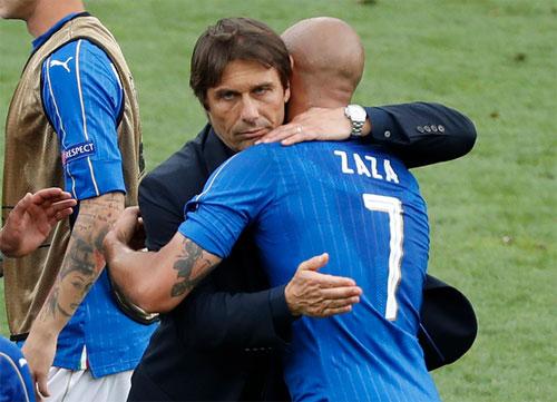 Italy thay phần lớn đội hình chính khi gặp CH Ireland