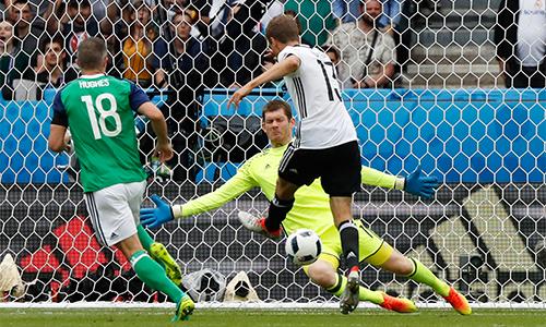 """Muller: """"Tôi lẽ ra đã ngang ngửa Bale về số bàn thắng ở Euro 2016"""""""
