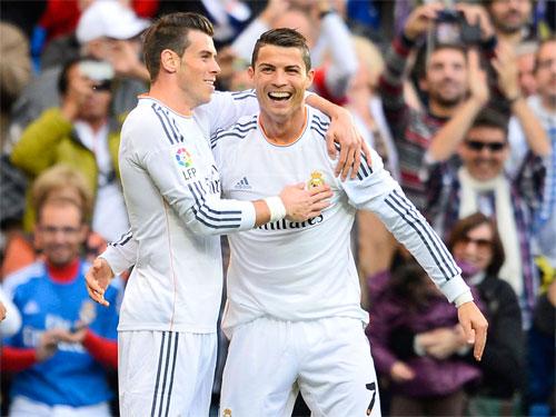 Ronaldo và Bale ký hợp đồng mới với Real sau Euro 2016