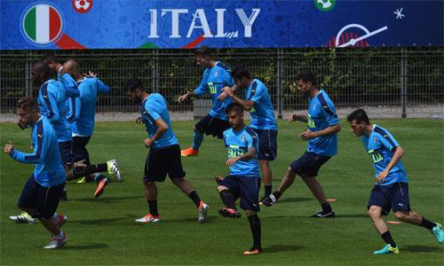Italy có thể học cách đánh bại Tây Ban Nha từ Croatia