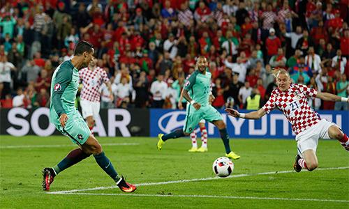 """Bồ Đào Nha và Croatia lập kỷ lục """"buồn ngủ"""" tại Euro"""