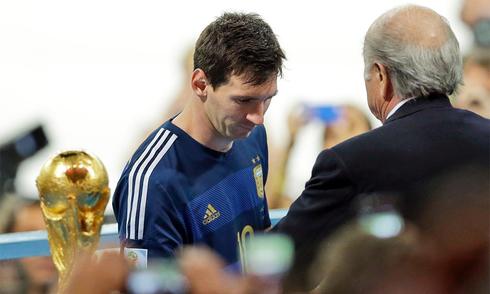 Messi và những nốt trầm trong 10 năm phụng sự tuyển Argentina