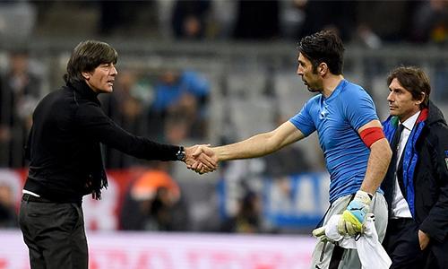 HLV Joachim Löw: 'Đức và Italy chơi hiệu quả nhất tại Euro 2016'