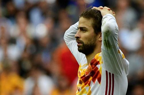 """Pique: """"Tây Ban Nha không còn như trước"""""""