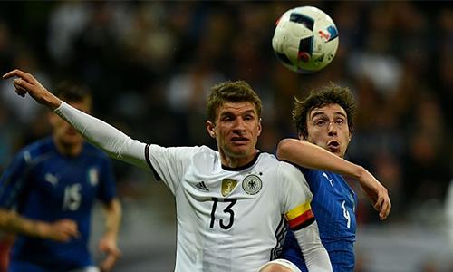 Đại chiến Đức - Italy thắp sáng vòng tứ kết Euro 2016