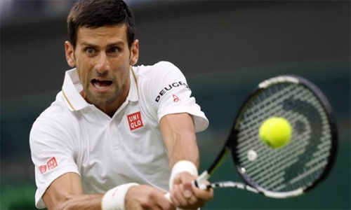 Djokovic thắng trắng ba set ở vòng hai Wimbledon