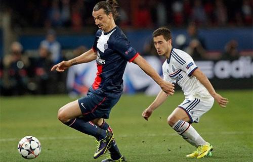 """Hazard: """"Ibra sẽ khiến Ngoại hạng Anh trở nên vĩ đại hơn"""""""