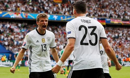 """Muller: """"Hàng thủ Italy cũng giống Juventus thôi"""""""