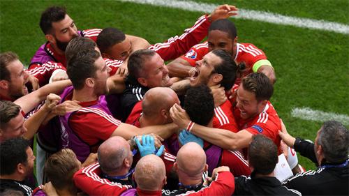 Vì sao Xứ Wales đủ sức hạ Bỉ ở tứ kết