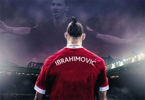 CĐV Man Utd dùng Ibrahimovic châm chọc Arsenal