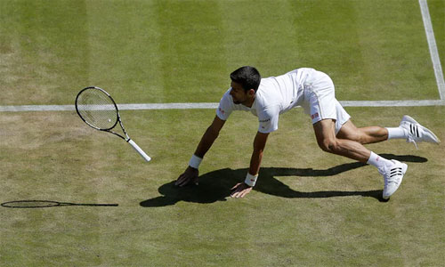 Djokovic bị loại ở vòng ba Wimbledon
