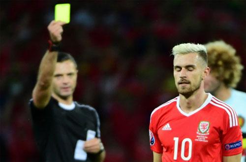 Xứ Wales tổn thất nghiêm trọng sau chiến thắng Bỉ