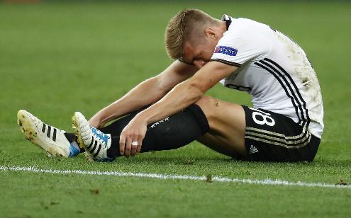 """Kroos: """"Thua Pháp là trận hay nhất của Đức tại Euro 2016"""""""
