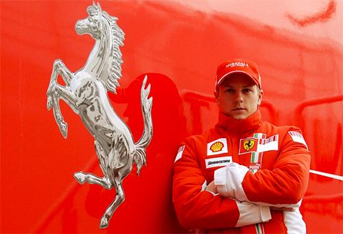 Ferrari gia hạn hợp đồng với Raikkonen đến hết 2017 - ảnh 1