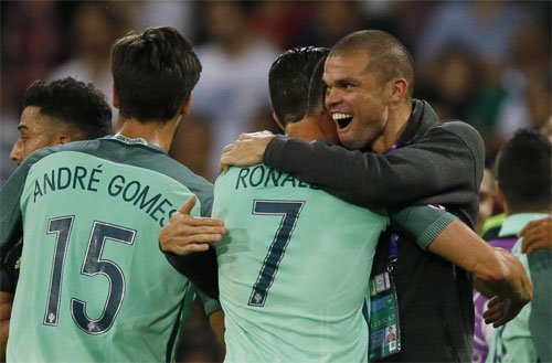 Năm cách để Bồ Đào Nha hoá giải Pháp ở chung kết Euro 2016