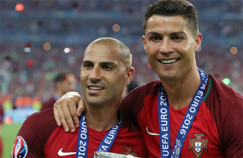 """Quaresma: """"Những kẻ chỉ trích thực ra chẳng biết gì về Ronaldo"""""""
