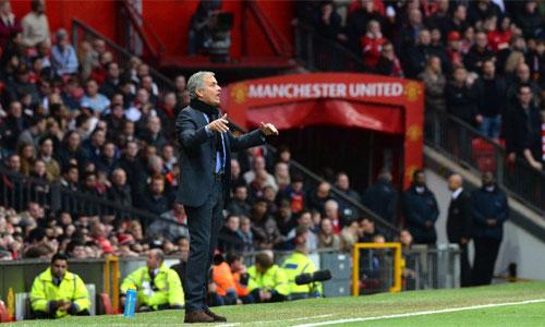 Mourinho sốt ruột vì chưa tới ngày cùng Man Utd đá tại Old Trafford