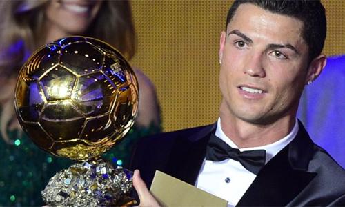 Nhà cái tin Ronaldo cầm chắc danh hiệu Quả bóng Vàng FIFA