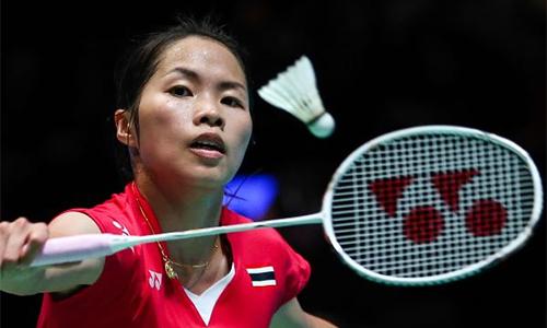 Tay vợt nữ số một cầu lông Thái Lan vướng nghi án doping