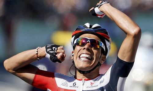 Pantano thắng chặng 15 Tour de France, Froome vẫn giữ Áo Vàng