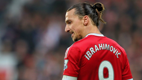 """Ibrahimovic: """"Tôi sẽ là Đấng tối cao ở Manchester"""""""