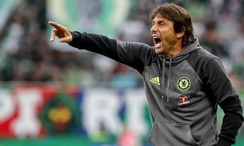Conte xếp đội hình siêu tấn công trong trận ra mắt ở Chelsea