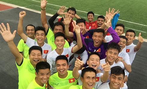 U16 Việt Nam - U16 Campuchia: Không thể khinh địch
