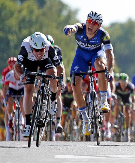 Cavendish bỏ cuộc giữa chừng tại Tour de France 2016