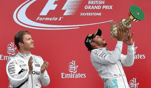 Rosberg xem Hamilton như đối thủ không đội trời chung - ảnh 3