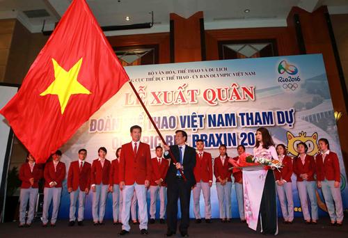Thể thao Việt Nam chờ may mắn để có huy chương Olympic 2016