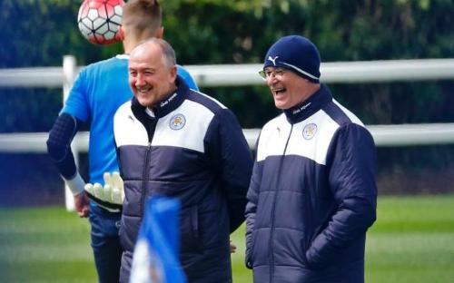"""Everton chiêu mộ """"ông trùm chuyển nhượng"""" của Leicester"""