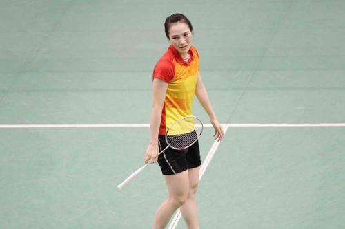 Bạn gái Tiến Minh chấn thương, bỏ cuộc ở Vietnam Open