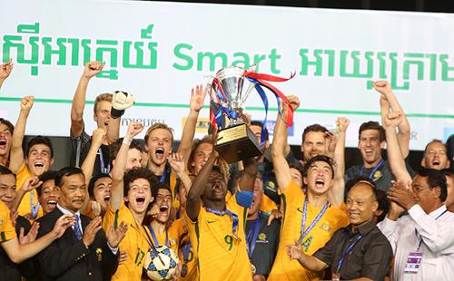 HLV đội U16 Australia thừa nhận may mắn khi đánh bại U16 Việt Nam