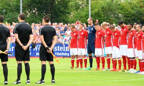 Bayern thắng trận giao hữu thứ ba