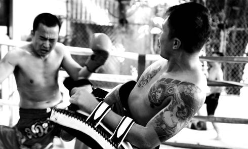 Muay Thai len lỏi vào đời sống võ Việt