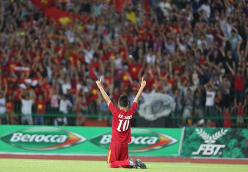 U16 Việt Nam được thưởng 400 triệu đồng