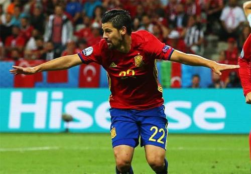 Nolito: 'Từ chối Barca để tới Man City là quyết định sáng suốt nhất của tôi'