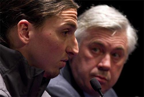 Tự truyện Ancelotti: Chia tay kinh thành ánh sáng