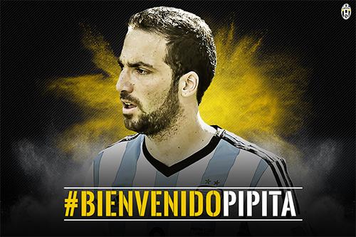 Juventus mua xong Higuain, giá 99 triệu đôla