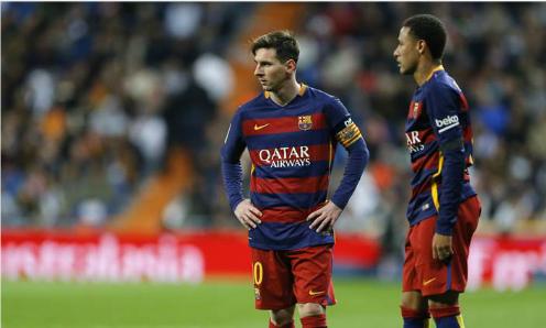 """Neymar: """"Tôi không xấu hổ khi chơi bóng vì Messi"""""""