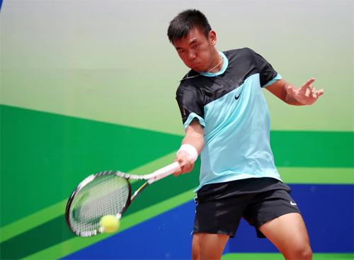 Lý Hoàng Nam gác vợt trước hạt giống số một giải Vietnam F1 Futures