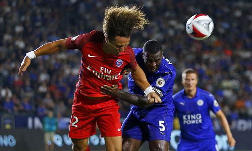 ĐKVĐ Ngoại hạng Anh thua PSG bốn bàn không gỡ