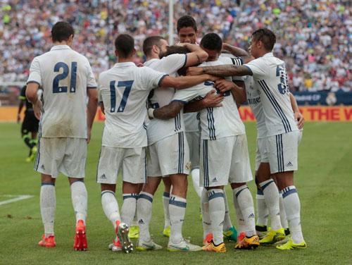 Real đánh bại Chelsea dù Hazard lập cú đúp