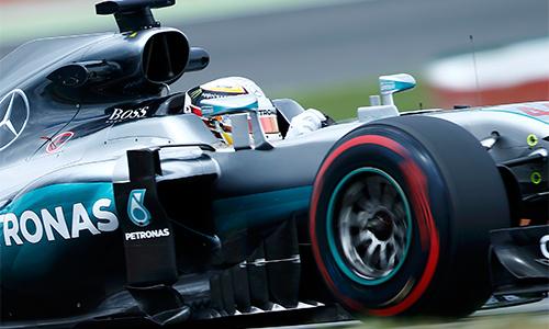 Hamilton đại thắng trên đường đua Hockenheim